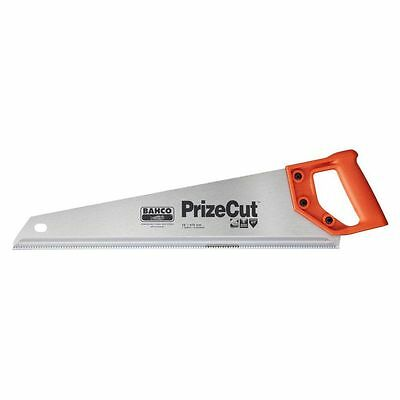 Bahco 475mm PRIZECUT HAND SAW - 7TPI, Designed For Cutting All Types Of Wood