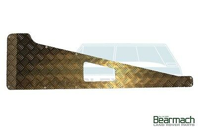 BA 124-3 Bearmach Land Rover Defender 90 3mm Chequer Plate Sill Protectors