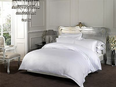 Dorchester 100% Cotton Percale King Size Fitted Sheet -  Bedding - Bed Linen ...