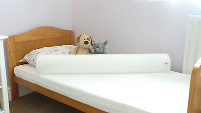 The Little Bed Bumper - for COT BEDS - 100% Nursery foam bed guard bumpers