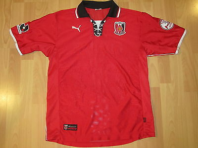Puma Urawa Red Diamonds Reds Trikot Jersey Camiseta Maillot Japan ca 99/00 ca. M