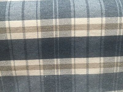 Valdese Wool Fabric Wool Woven Plaid Fabric