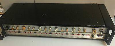 Vintage early 70's HH Electronic MA100 P.A. Head Amplifier