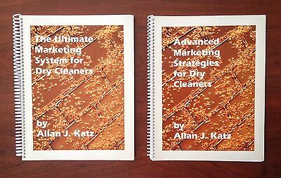 The Ultimate Marketing System & Advanced Marketing Strategies for DRY CLEANERS