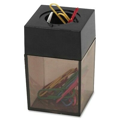 Sparco Magnetic Paper Clip Dispenser - SPR11796