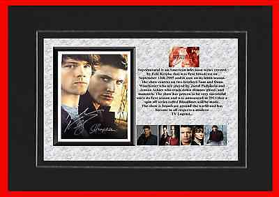 Supernatural Tv Mounted Display