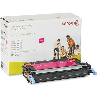 Xerox Remanufactured Toner Cartridge Alternative For HP 502A (Q6473A)