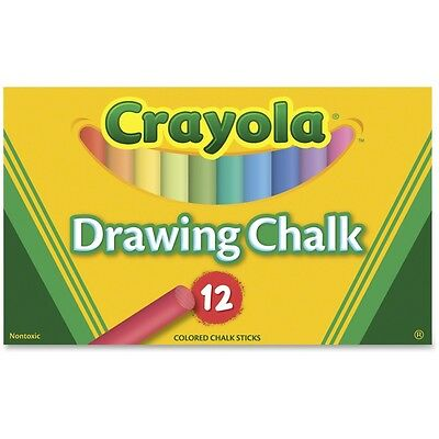 Crayola Colored Drawing Chalk - CYO510403