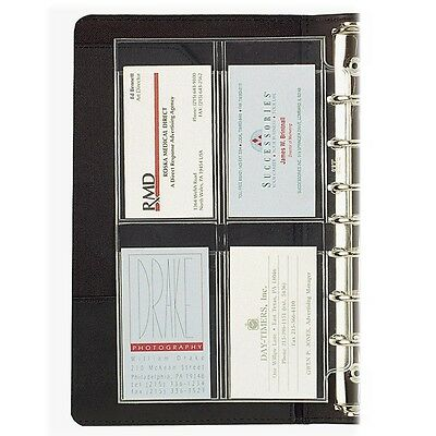 Day-Timer Desk Business Card Holder - DTM87225