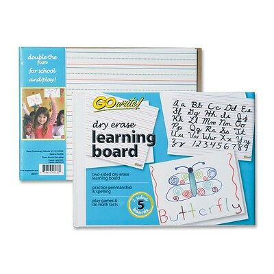 Pacon GoWrite! Dry Erase Learning Board - PACLB8511
