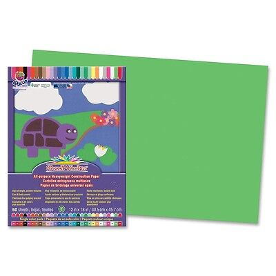 SunWorks Groundwood Construction Paper - PAC9607