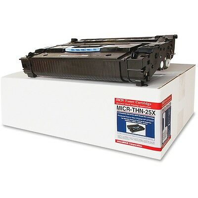 Micromicr Toner Cartridge - Black - MCMMICRTHN25X