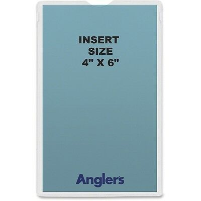 Anglers Self-stick Crystal Clear Poly Envelopes - ANG1444P50
