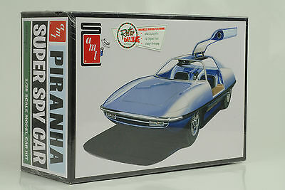 Piranha Super Spy Car  Kit Bausatz 1:25 Amt 900/12