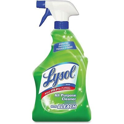 All-Purpose Cleaner with Bleach, 32oz Spray Bottle