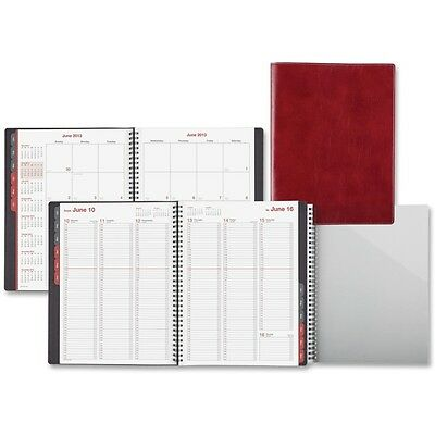 Day-Timer Vertical Format Weekly/Monthly Planner - DTM33353