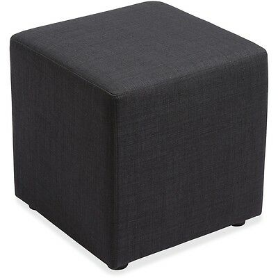 Lorell Fabric Cube Chair - LLR35855