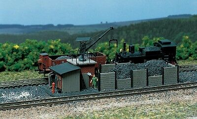 Auhagen 13293 TT Gauge Kit Coal handling 1:120 new original packaging