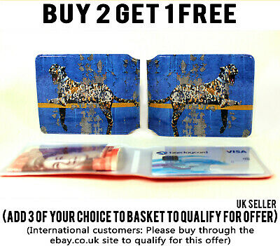 Banksy Tiger Bus Pass Credit Travel Rail Slim Wallet For Oyster Card