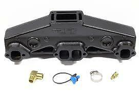 VOLVO PENTA V8 Exhaust Manifold Centre Out 5,5.7 Litre  3857723, 3847501,18-1986