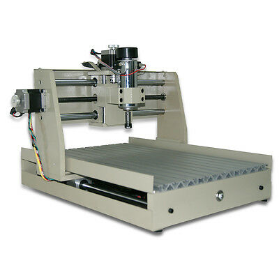 4AXIS CNC3040 ROUTER ENGRAVER Wood Engraving Drilling Milling Machine USA