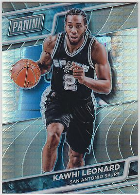 KAWHI LEONARD 2016 Panini National NSCC VIP Gold Pack Pulsar #11 Spurs
