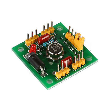AD584 4 Channel 2.5V 5V 7.5V 10V High Precision Voltage Reference Module DT