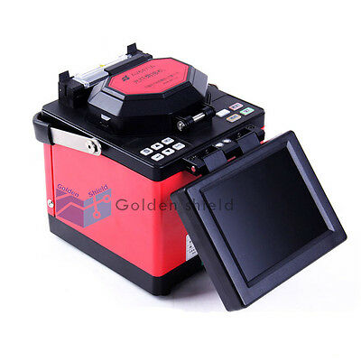 CETC AV6471A FTTH Optical Fiber Fusion Slicer Military Production Quality