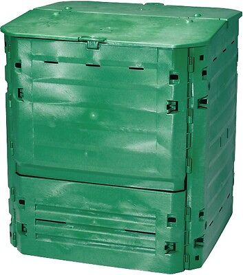 """Graf Thermo composteurs """"Thermo-King"""" 900 Litre vert"""