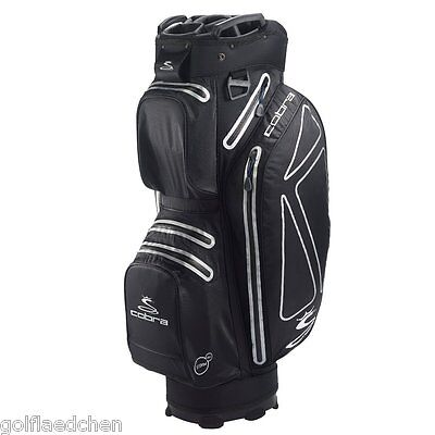 Cobra Dry TEC Waterproof Cartbag / Golfbag - Wasserdicht - NEU 2016 - UVP 299 €