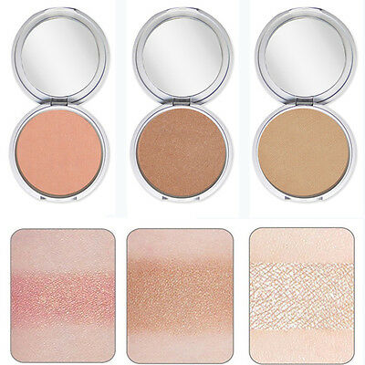 CosmeticsFace&Eye Highlighter Fix Mineral Pressed Powder Foundation Makeup  8.5g