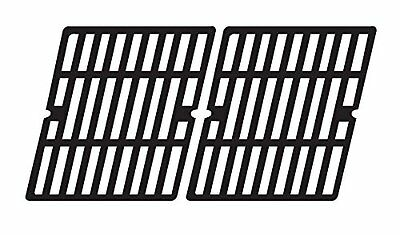 NEW Universal Gas Grill Grate Porcelain Coated Cast Iron Cooking Grid 62152