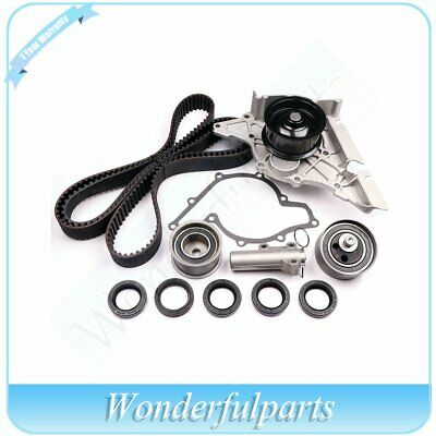 Fits 1998-2005 Volkswagen Passat 2.8L V6 GAS DOHC Timing Belt Kit Water Pump Set
