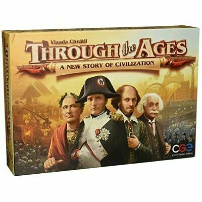 Through the Ages: A New Story of Civilization - Brand New & Sealed