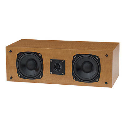 Fluance SXC High Definition Two-way Center Channel Speaker for Home Theater
