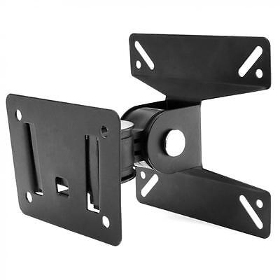 "Universal Rotated TV Wall Mount Bracket for 14 - 24"" LCD LED Falt Panel TV"