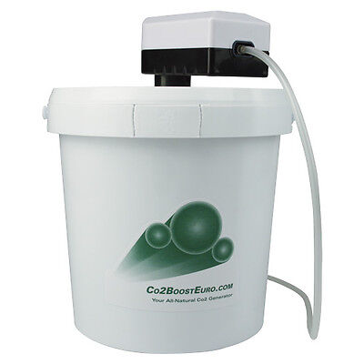 CO2 Boost CO2Pad einfache CO2 Anreicherung Indoor Grow