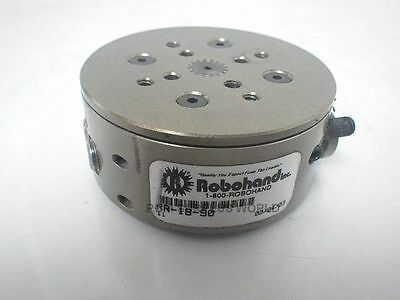 RR-18-90 RR1890 Robohand Rotary Actuator (Used And Tested)