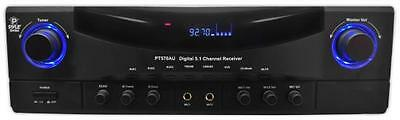 New PT570AU 5.1 channel 350 Watts Build-In Radio USB SD Amplifier Receiver Amp