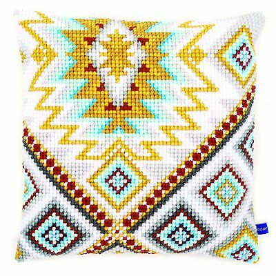 Vervaco - Cross Stitch Cushion Front Kit - Ethnical II -   PN-0154994