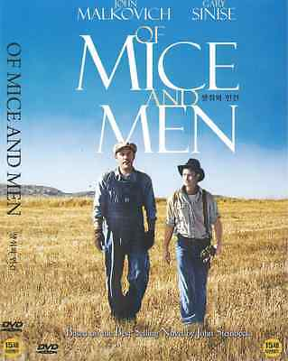 Of Mice and Men (1992) New Sealed DVD Gary Sinise