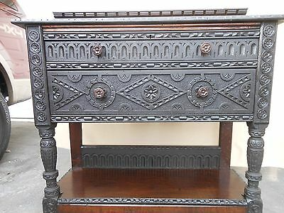 Antique 19Th Century English Server Free Shipping