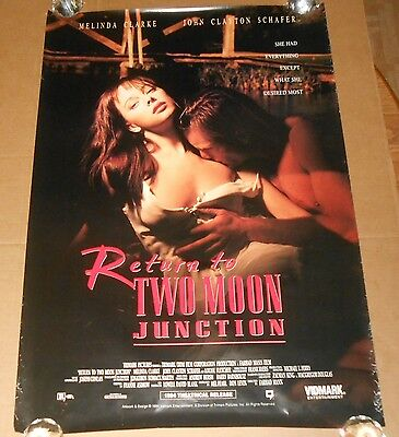 Return to Two Moon Junction Movie 1994 Poster Original Promo 40x27