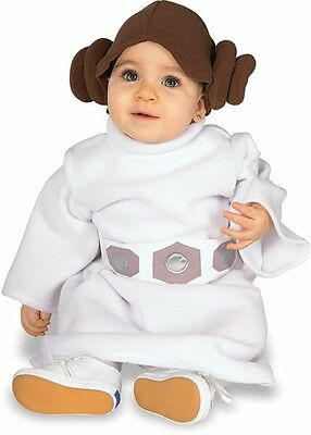 Star Wars Princess Leia Infant u0026 Toddler Costume Star Wars  sc 1 st  PicClick & PRINCESS FIONA Shrek Infant Toddler Halloween Costume 1-6 Mos 6-12 ...