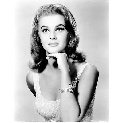 Ann-Margret Posing Looking Beautiful with Hand on Chin 8 x 10 inch photo