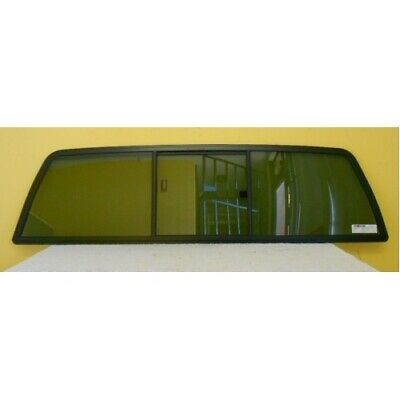 HOLDEN RODEO  R7 / R9 UTILITY 7/1988 to 12/2002 TF 2/4DR  REAR SCREEN -UTE