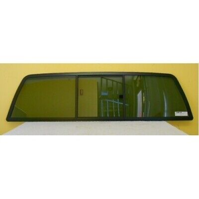 HOLDEN RODEO TF - 7/1988 to 12/2002 - UTE - REAR WINDSCREEN GLASS (SLIDER ASSY)