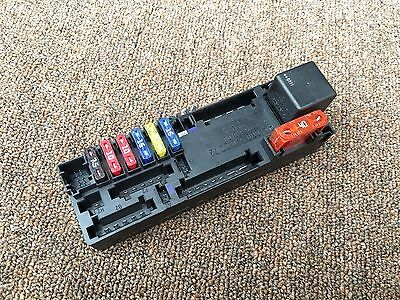 mercedes benz clk430 w208 oem under hood engine fuse relay panel mercedes oem w208 clk320 clk430 clk55 juncition power relay fuse box panel