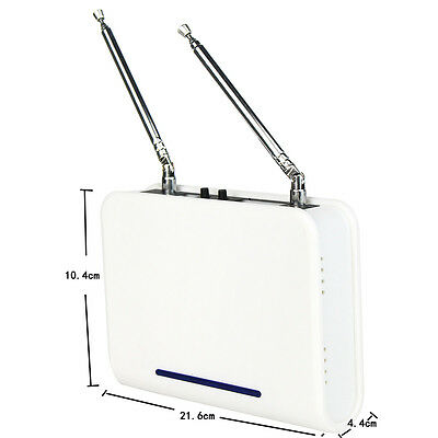 433MHz Wireless Repeater Signal Extender Learning Code Extender For Call Button