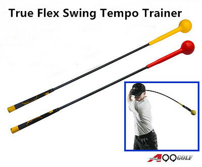 A99 Golf True Flex Warm up Swing Tempo Trainer Training Aids